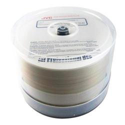 LTH Type 6X 25G Single Layer White Inkjet Hub Printable Blank Blu-ray Discs in Cake Box