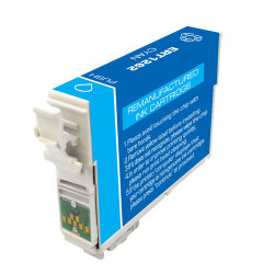 Epson T126220 (T1262) High Yield Remanufactured Cyan Inkjet Cartridge