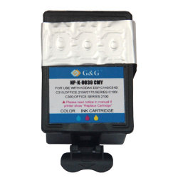 Kodak 1341080 No. 30XL Compatible Color Ink Cartridge