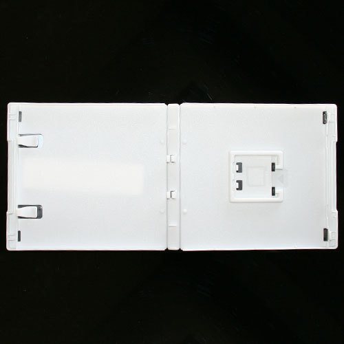 Nintendo 3ds 12mm Standard Size White Case Fits All