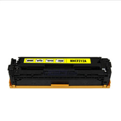 HP CF212A (131A) Premium Compatible Yellow Toner Cartridge