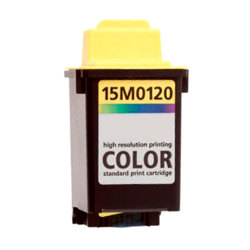 Lexmark 15M0120 (No. 20) Compatible Color Inkjet Cartridge