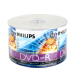 Philips Silver Branded 16X DVD-R Disc in Shrink Wrap