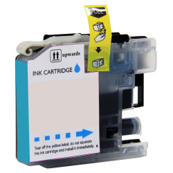 Brother LC103 (LC103C) Compatible High Yield Cyan Ink Cartridge