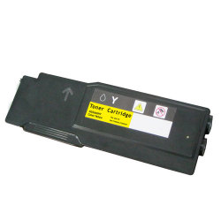 Dell 593-BBBR (YR3W3) Compatible High Yield Yellow Toner Cartridge