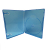 14mm PlayStation 4 Blue Blu-ray Case
