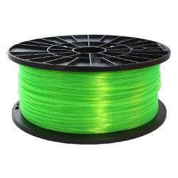 Green 3D Printing 1.75mm ABS Filament Roll – 1 kg