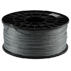 Gray 3D Printing 1.75mm ABS Filament Roll – 1 kg