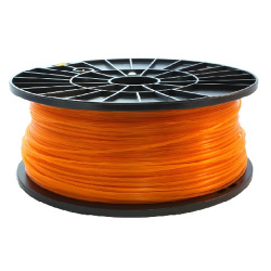 Orange 3D Printing 1.75mm ABS Filament Roll – 1 kg