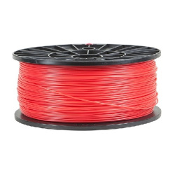 Red 3D Printing 1.75mm ABS Filament Roll – 1 kg