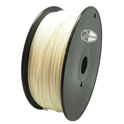 White 3D Printing 1.75mm ABS Filament Roll – 1 kg