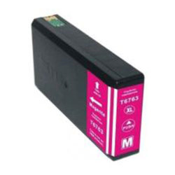 Epson T676XL320 Remanufactured High Yield Magenta Inkjet Cartridge