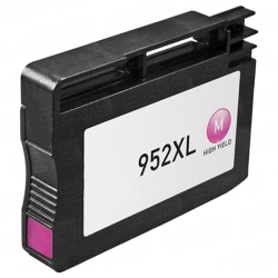 HP 952XL - L0S64AN (L0S52AN) Remanufactured High Yield Magenta Inkjet Cartridge