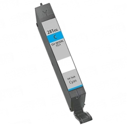 Canon CLI-281XXLC Compatible Extra High Yield Cyan Ink Cartridge