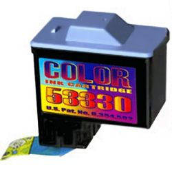 Bravo/ Bravo II Disc Publisher/ AutoPrinter Color Ink Cartridge