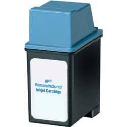 HP 51629A (No. 29) Remanufactured Black Inkjet Cartridge