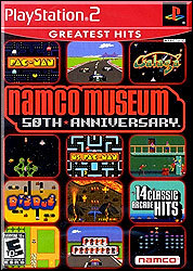 Sony PS2 - Namco Museum 50th Anniversary Arcade Collection