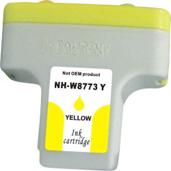 HP C8773WN (No. 02) Remanufactured Yellow Inkjet Cartridge