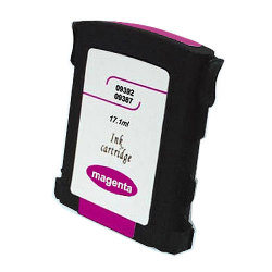 HP C9392AN (No. 88) Remanufactured Magenta Ink Cartridge