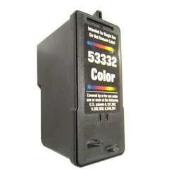 Color Ink Cartridge and High-Yield (53332)