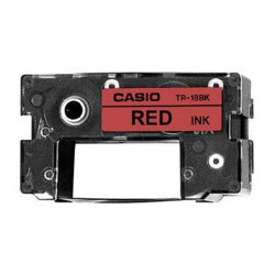 Casio TR18SR Red Ribbon Cartridge