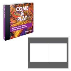 Laser Gloss Double Sided Jewel Case Booklets (CIP-192938)