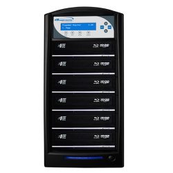 Hard Drive To 6 Target Duplicator with 12X LG Blu-ray Burner and 500G Hard  Drive & USB 3.0 Multi-File CopyConnect