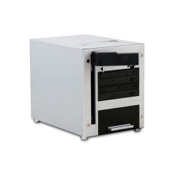 The Cube 2 6x Blu-Ray BD-R/ 2x Blu-Ray BD-RE (DL) / 16x DVD+/-R/RW / 8x DL DVD+/-R / CD Duplicator with 500GB HDD & 25 disc capacity