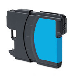 Brother LC-61C Compatible Cyan Multifunction Inkjet Cartridge