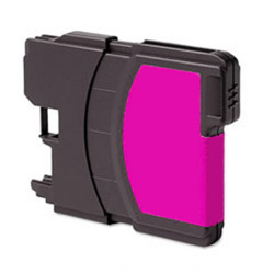 Brother LC-61M Compatible Magenta Multifunction Inkjet Cartridge