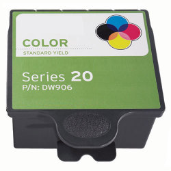 Dell DW906 (Series 20) Compatible Color Ink Cartridge