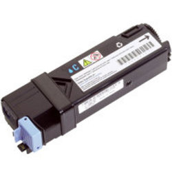 Dell T107C (330-1437) Premium Remanufactured Cyan Toner Cartridge
