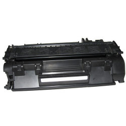 HP CE505A (HP 05A, CE 505, HP05A, HP 05, HP05) Premium Remanufactured Black Toner Cartridge