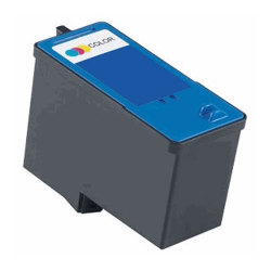 """""""Dell MK993, MW174 Series 9 Remanufactured Color Ink Cartridge """""""
