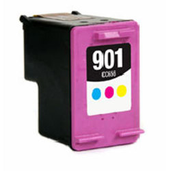 HP CC656AN (HP 901 Color) Remanufactured Color Inkjet Cartridge