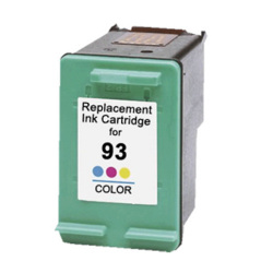 HP C9361WN (No. 93) Remanufactured Tri Color Ink Cartridge