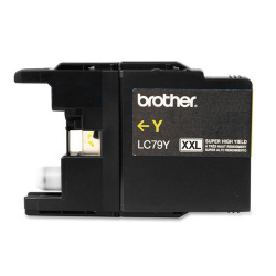 Brother LC79Y Compatible Extra High Yield Yellow Ink Cartridge